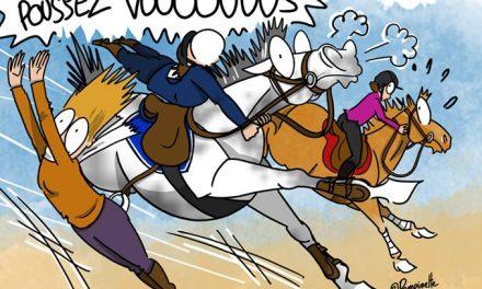 Pompinette : abécédaire d'une super cavalière !