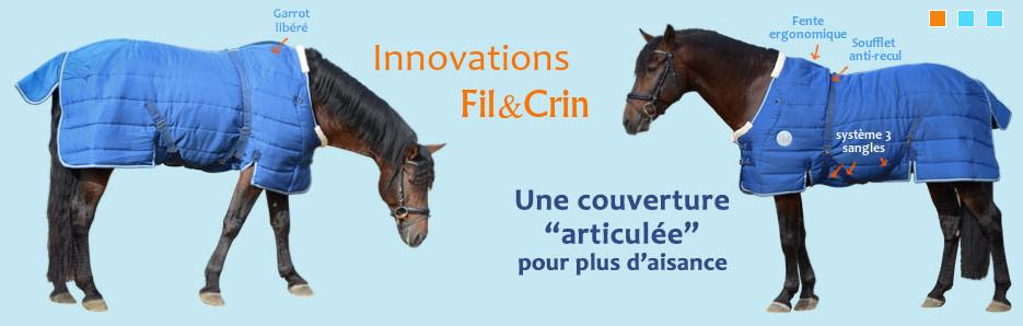 Couverture de box et d écurie pour votre cheval Fil&Crin