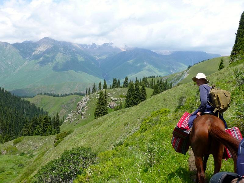 Randonnée Kirghizistan