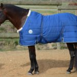 Quand la haute couture se penche sur une couverture pour cheval
