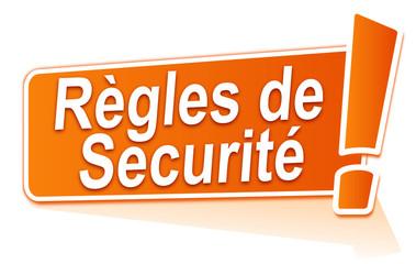 regles de securité Longues Rênes