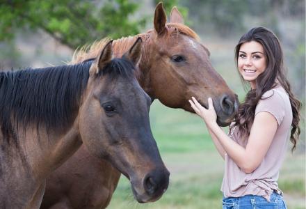 Pour toi, l'équitation c'est ?