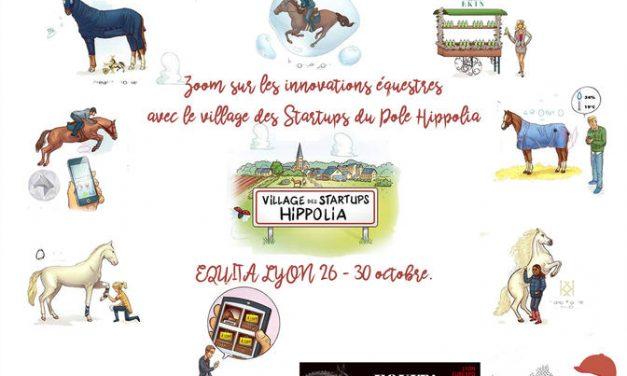 Equita'Lyon : le village des startups – Innovations à la française
