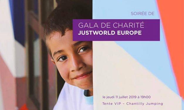 Gala JustWorld : le milieu équestre se fédère pour les enfants